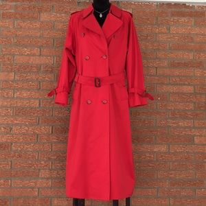 Vintage Burberry X-Long Trench Coat